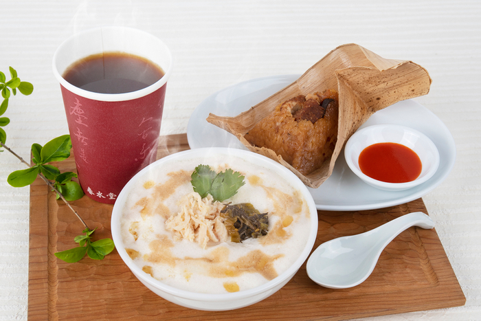 渋谷・春水堂で「台湾モーニング」がスタート! 台湾ごはんと淹れたてのお茶がお得にの画像