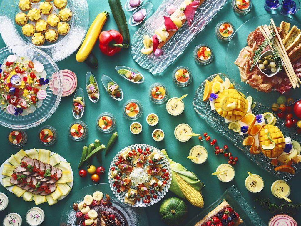 真夏の果実が食べ放題! 今夏限定の優雅なランチブッフェの画像