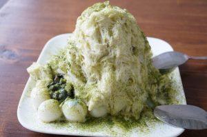 ふわふわの口溶け! 福岡で食べたい「かき氷」5選の画像