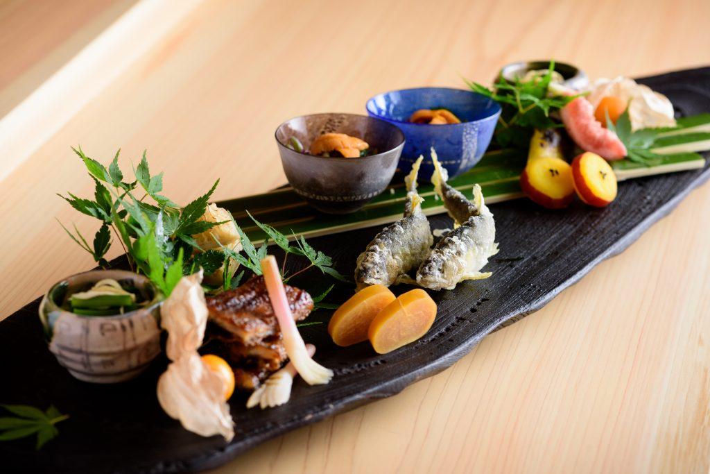 星付きホテルの総料理長が銀座で挑戦。新たな可能性を感じさせる日本料理とは?の画像