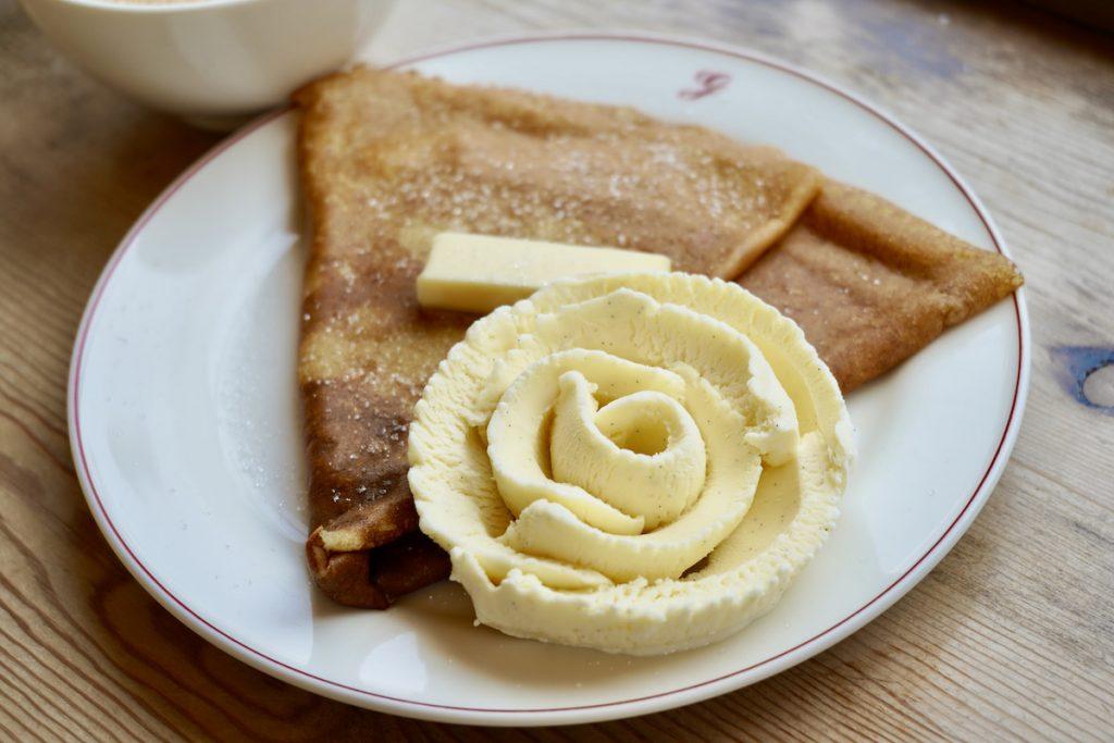 食事系とデザート系、どっちも食べたい! ランチもカフェにも最高な渋谷のガレット&クレープ専門店の画像