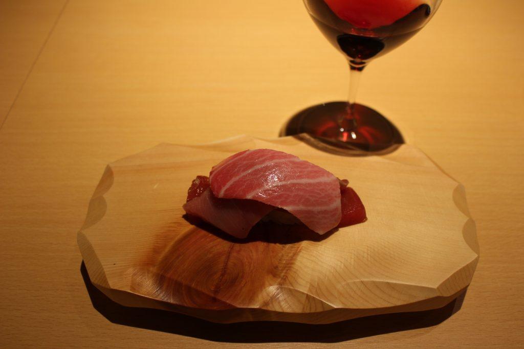 """もうハードルが高いなんて言わせない! おまかせコース4,000円〜、ワインと楽しむ""""ネオ寿司酒場""""の画像"""