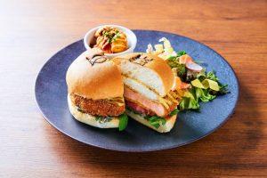 地球に優しいハンバーガーって? サステナブルな「Sバーガー」が誕生の画像