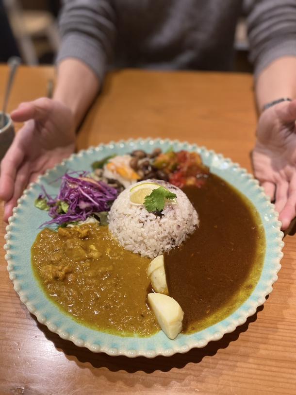 並んででも食べたい! 福岡天神エリアで人気のカレー5選の画像