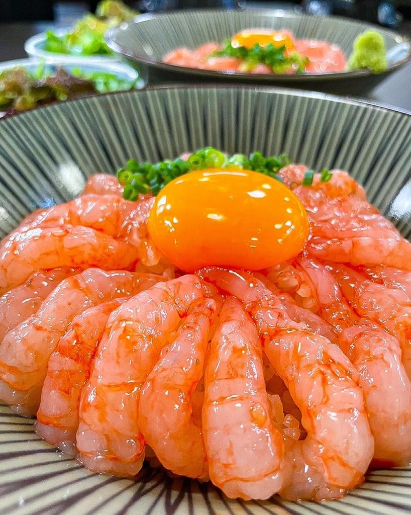 海の宝石箱! 福岡で食べられる海鮮丼5選の画像