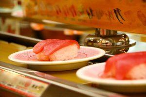 わざわざ行きたい回転寿司