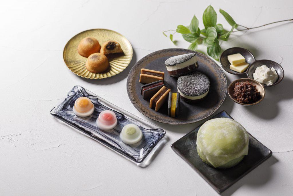 看板商品のサンドケーキを限定販売! 「OGLABO TOKYO」のポップアップショップが東京駅にオープンの画像