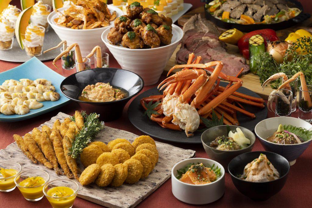 食べ放題が楽しめる北海道フェアに、話題の「ロスフードメニュー」も! 最新グルメ3選の画像