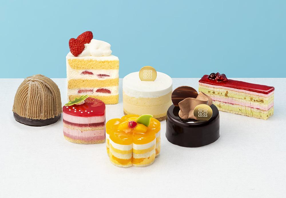 マンゴーのジューシーさをぎゅっと凝縮! バタースイーツ専門店から夏の新作ケーキ3品が登場の画像