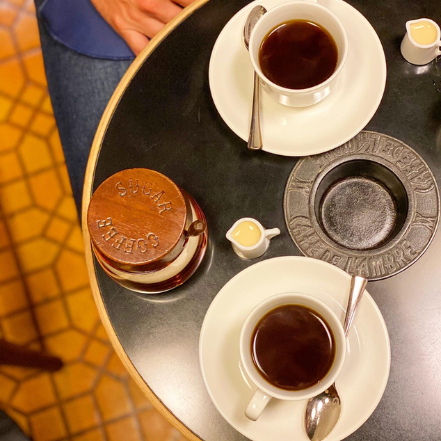 レトロで渋い! 今すぐ行きたい「喫茶店」5選の画像