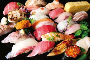 とらふぐ刺しが味わえる店舗も! 回転寿司評論家イチオシの福岡市外5軒の画像