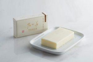 食パン専用「超純白バター」が誕生! 生食パン専門店の「乃が美」から発売の画像