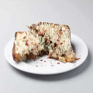 チーズたっぷり! 韓国屋台トースト専門店が原宿にオープンの画像