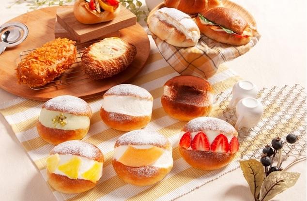 三重&愛知で夏のパンフェア開催! メロン入りマリトッツォなど注目のパンがずらりの画像