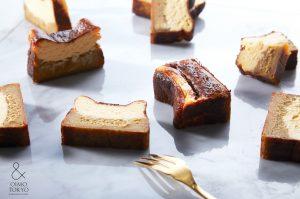 大ヒットした名物「蜜芋バスクチーズケーキ」を販売! 「& OIMO TOKYO」の旗艦店が中目黒に誕生の画像
