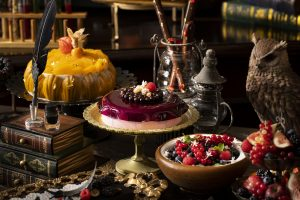 8枚重ねのパンケーキに、ハロウィン仕様のビュッフェも! 最新スイーツ3選の画像