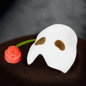 劇団四季「オペラ座の怪人」のシーンを再現! 物語を辿る美しいコース料理が誕生の画像