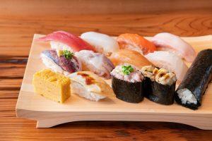 お財布にやさしい、コスパ寿司