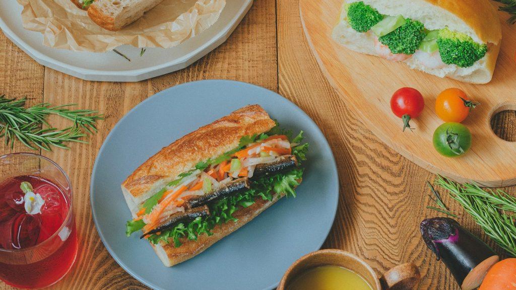 お酢のミツカンが「メゾンカイザー」と開発。「ピクルスサンド」で食品ロス削減へ!の画像