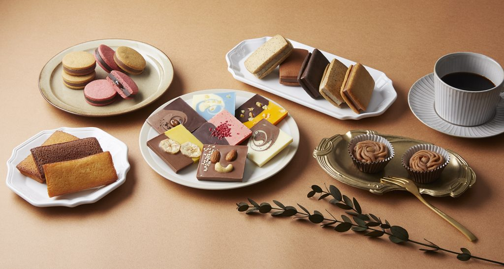 焼きモンブランに季節のショコラサンド! 「ラ・メゾン白金」から秋の新作スイーツが続々と登場の画像