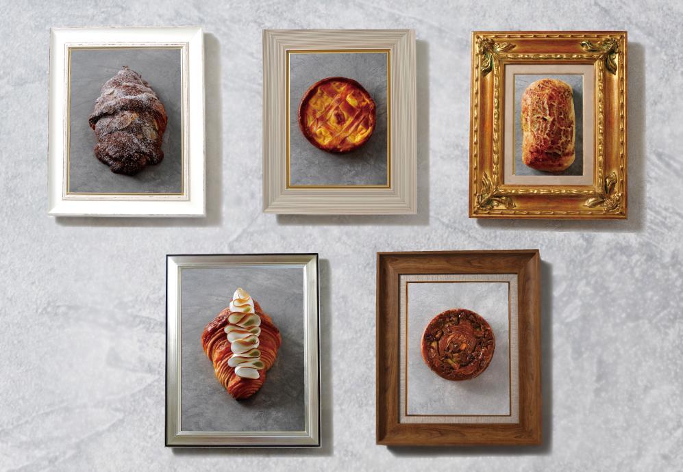 ピスタチオたっぷりのクイニアマンに、柚子と抹茶香るクロワッサンも! 秋の新作パン5品が登場の画像