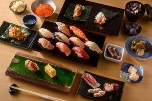 夜は6,600円の「おまかせ」1本勝負の超・お値打ち寿司店の画像