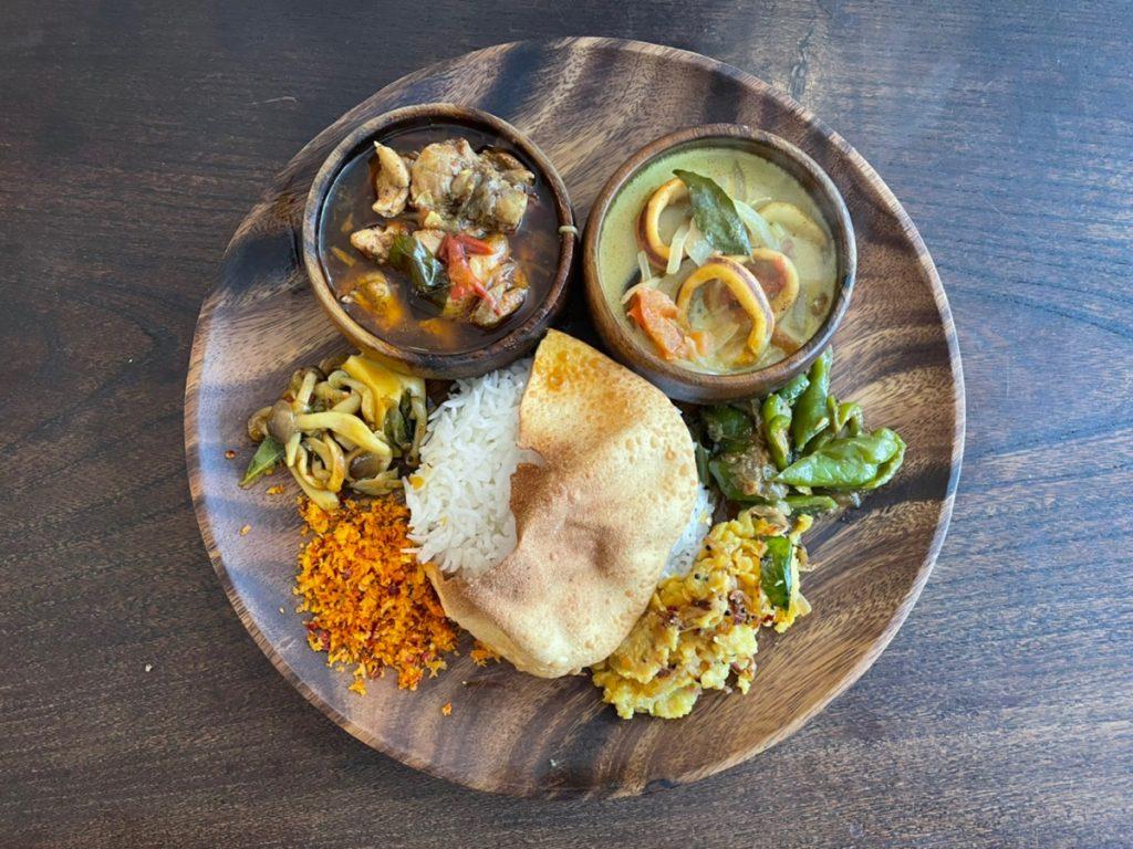 東京にもハイレベルな店が増えてきた! 凛々しく上品なスリランカ料理を味わえる注目店の画像
