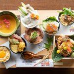 """京都・嵐山で食べたい! SNSで話題の""""京丼5種食べ比べ""""をもっと楽しむ新メニュー"""